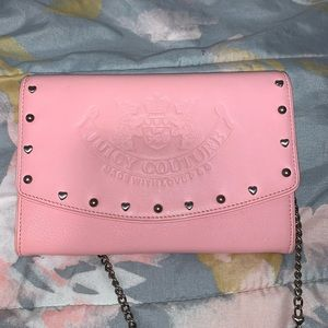 Light Pink Juicy Couture Bag